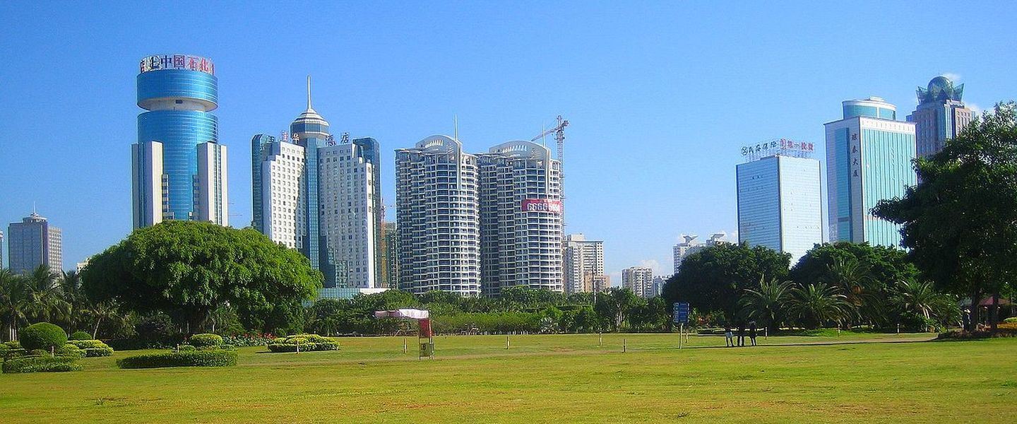 Haikou es la capital de Hainan