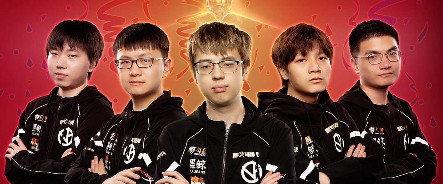 Vici Gaming se ha llevado su segundo Major del año