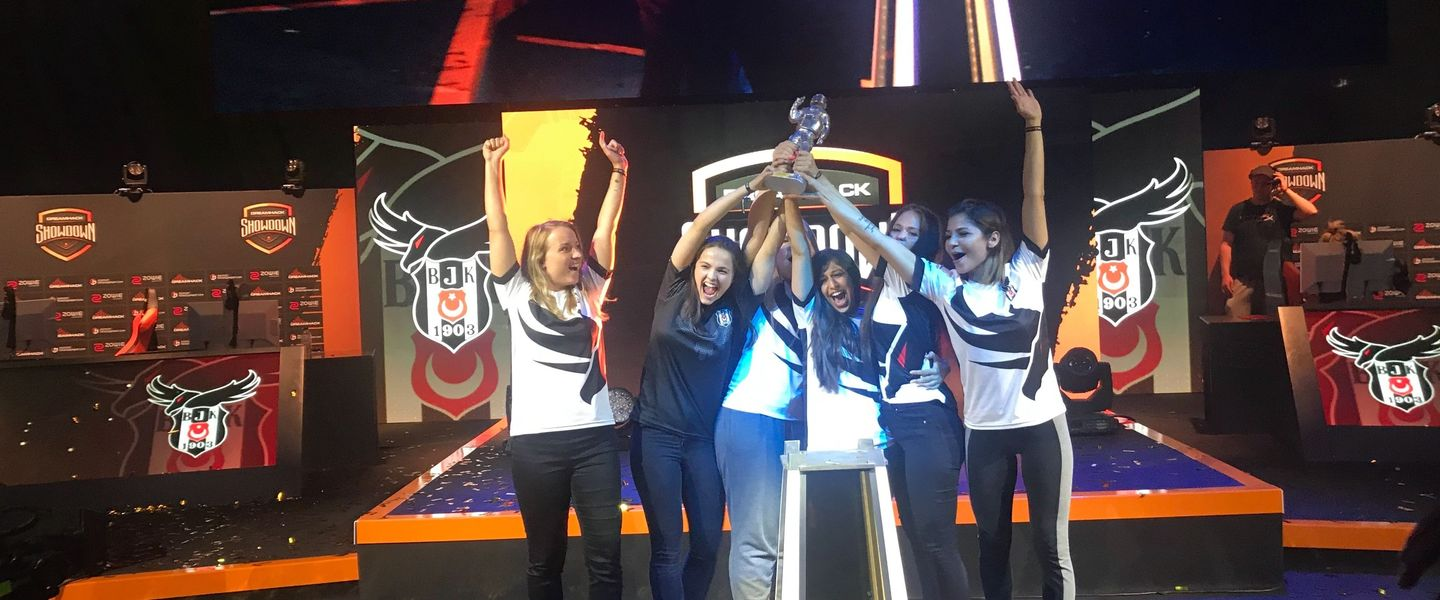 Besiktas se lleva el DreamHack Showdown en Valencia