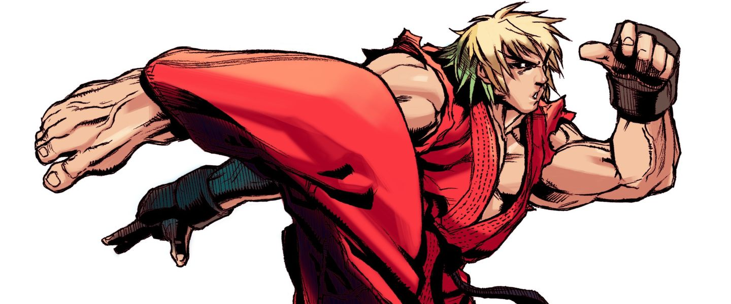 Un movimiento de Ken provocaba un fallo en Street Fighter II