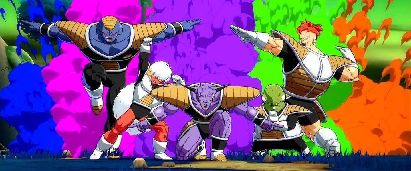 Juega gratis a Dragon Ball FighterZ durante el EVO