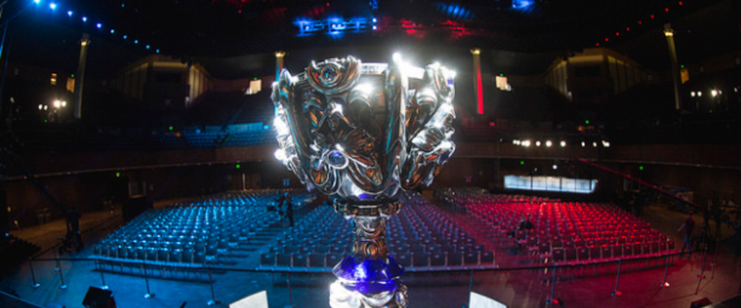 Los equipos clasificados para el Mundial de League of Legends