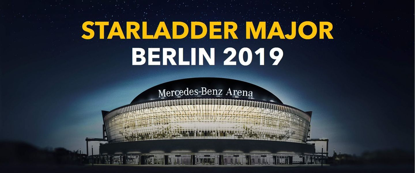 Major de Berlín de CS:GO