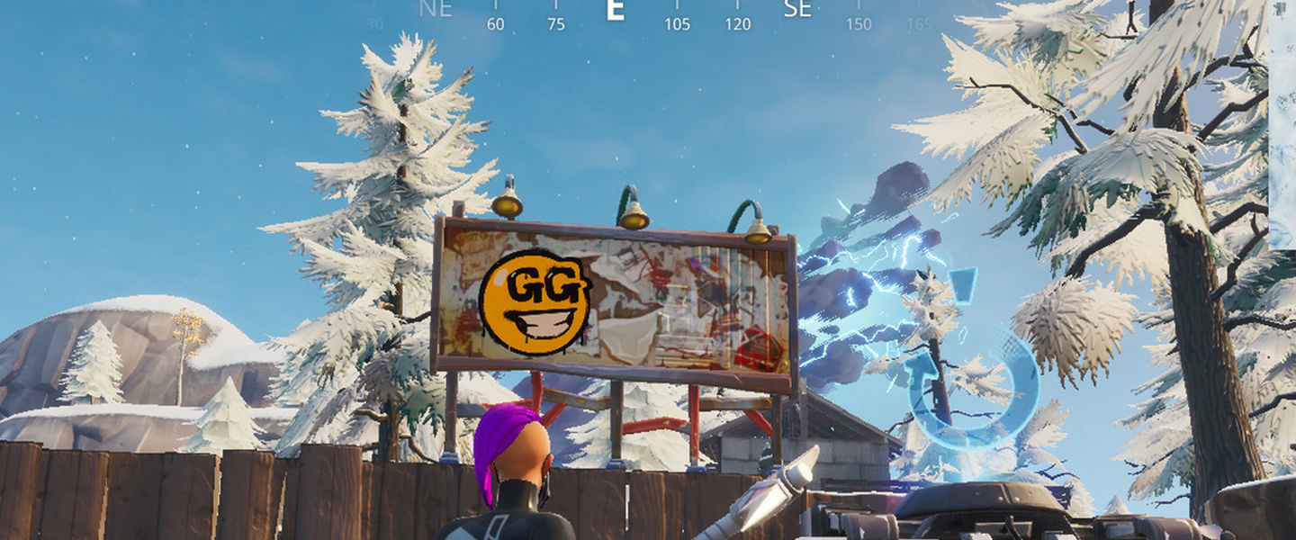 Todos los graffitis de la temporada 10 de Fortnite