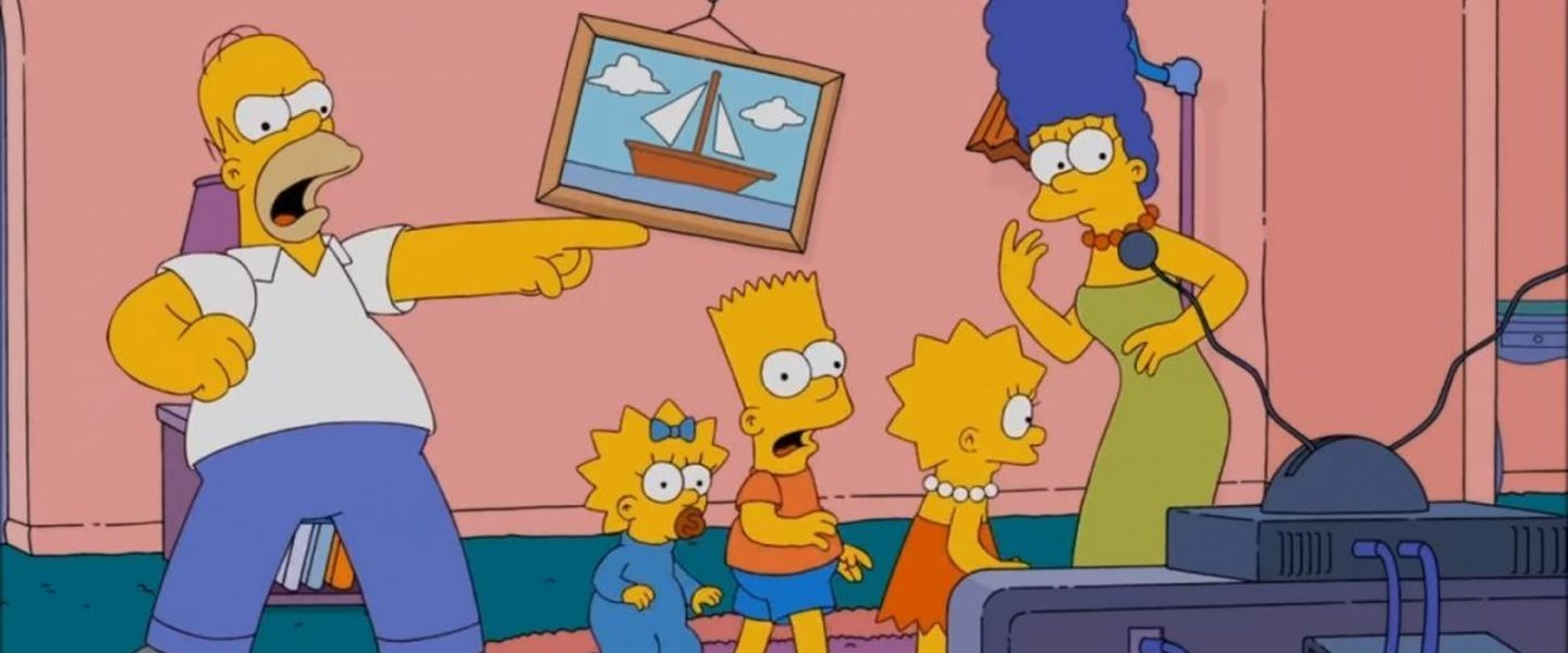 Los Simpsons ya predijeron el evento de El Fin de Fortnite