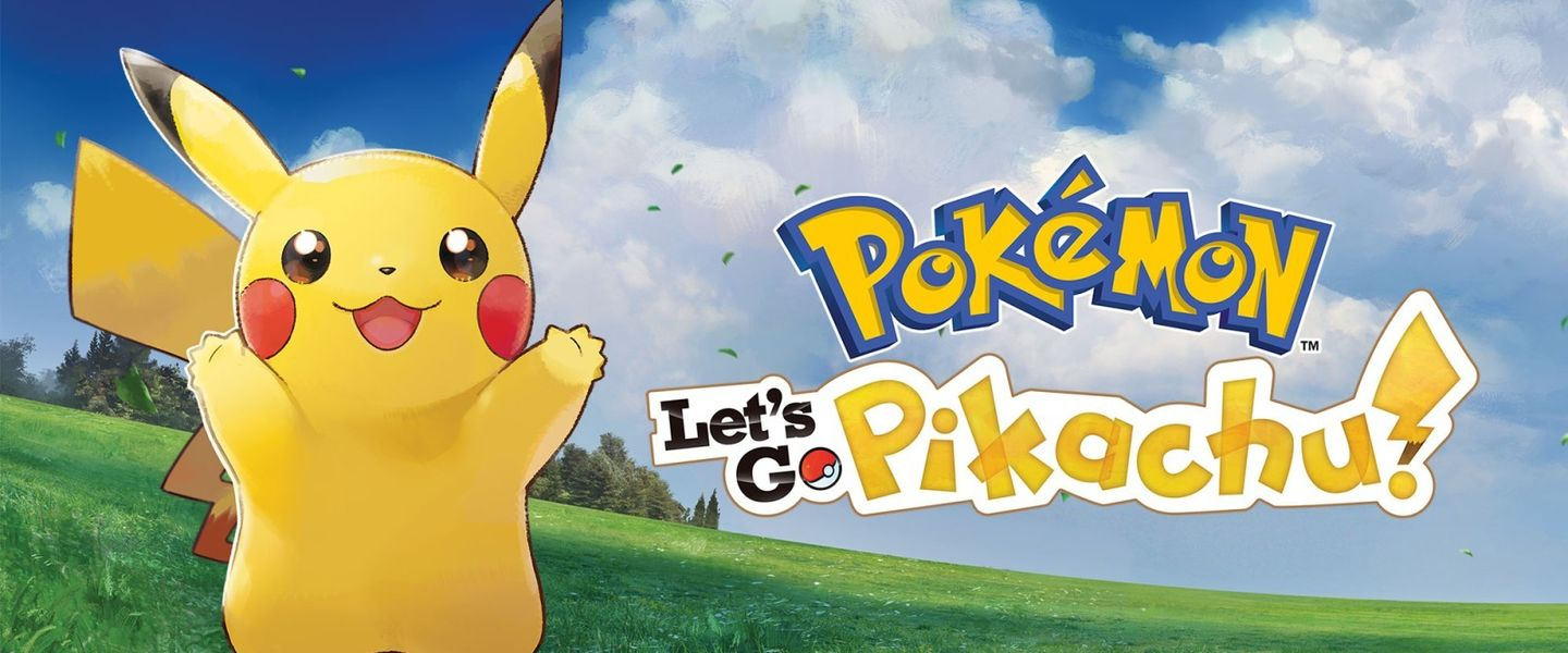 Pokémon Let's Go Pikachu y Let's Go Eevee (Nintendo Switch)