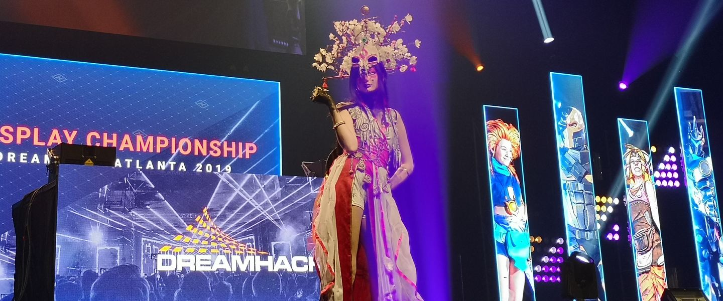 El cosplay de DreamHack Atlanta, a otro nivel
