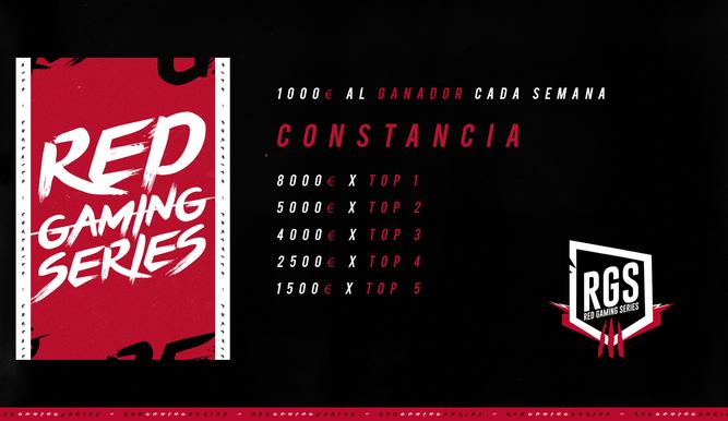 Premios Red Gaming Series