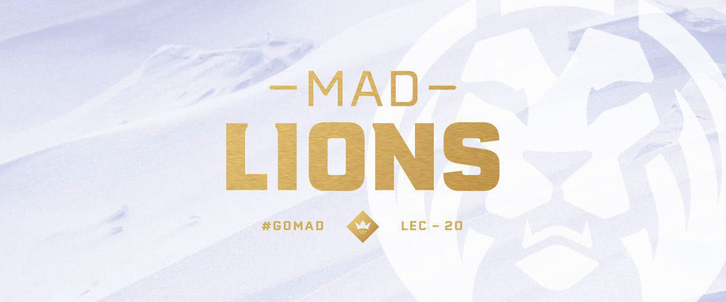 MAD Lions presenta su nuevo equipo de League of Legends que competirá en Superliga Orange