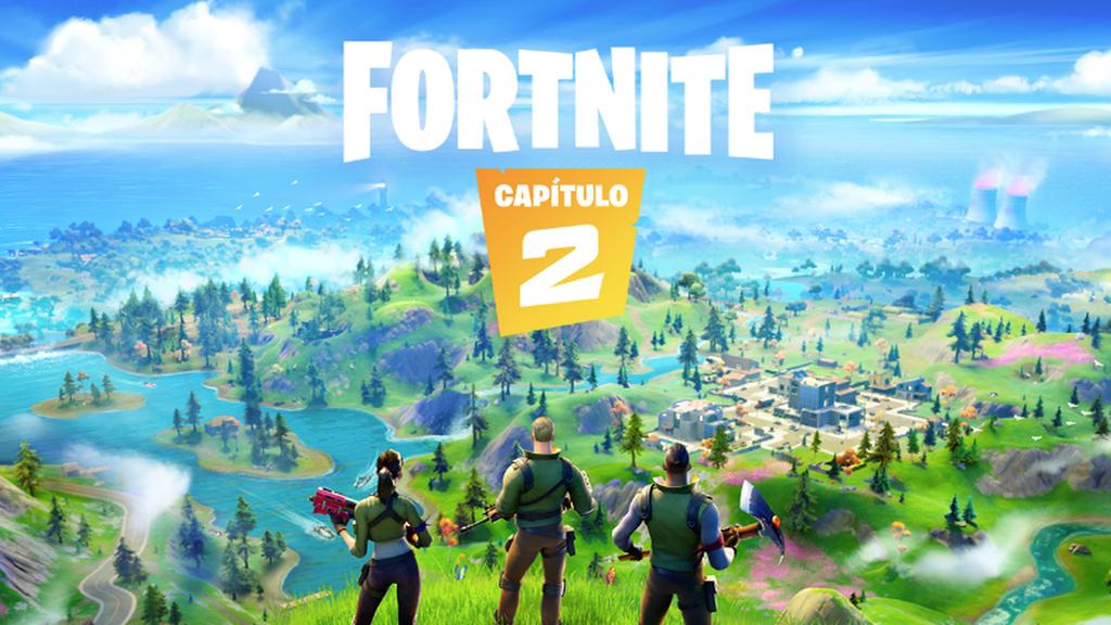 Fortnite - portada