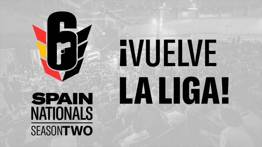 Comienza la segunda temporada de R6 Spain Nationals