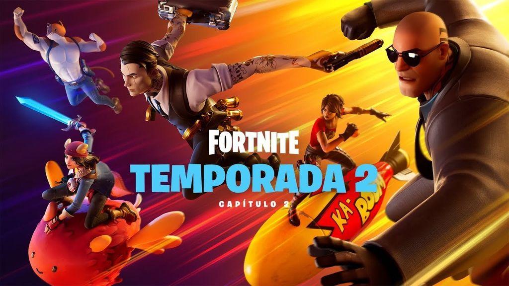 Temporada 2 - cover