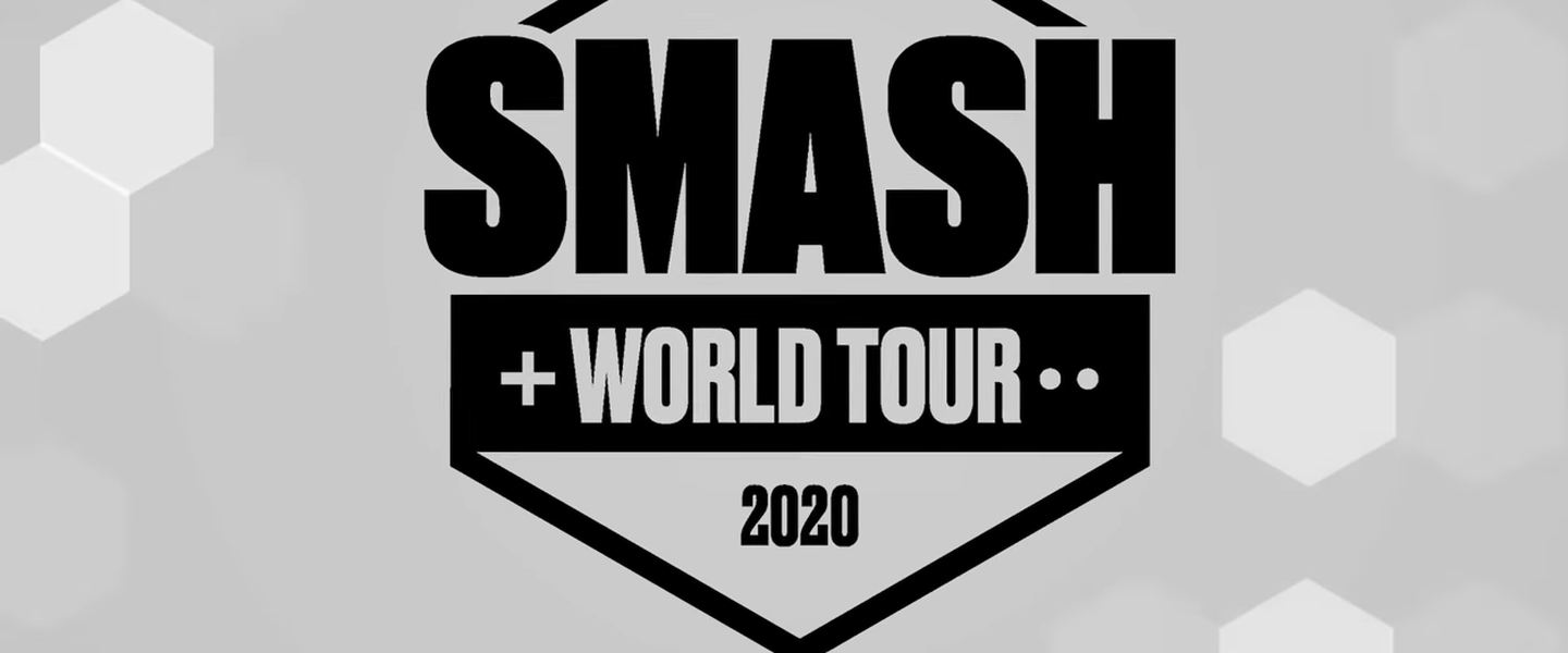 Logo del Smash World Tour