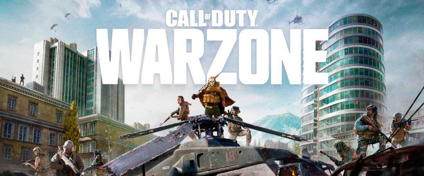 Warzone es el battle royale de Call of Duty