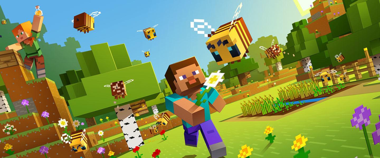 Hacer regalos de Minecraft