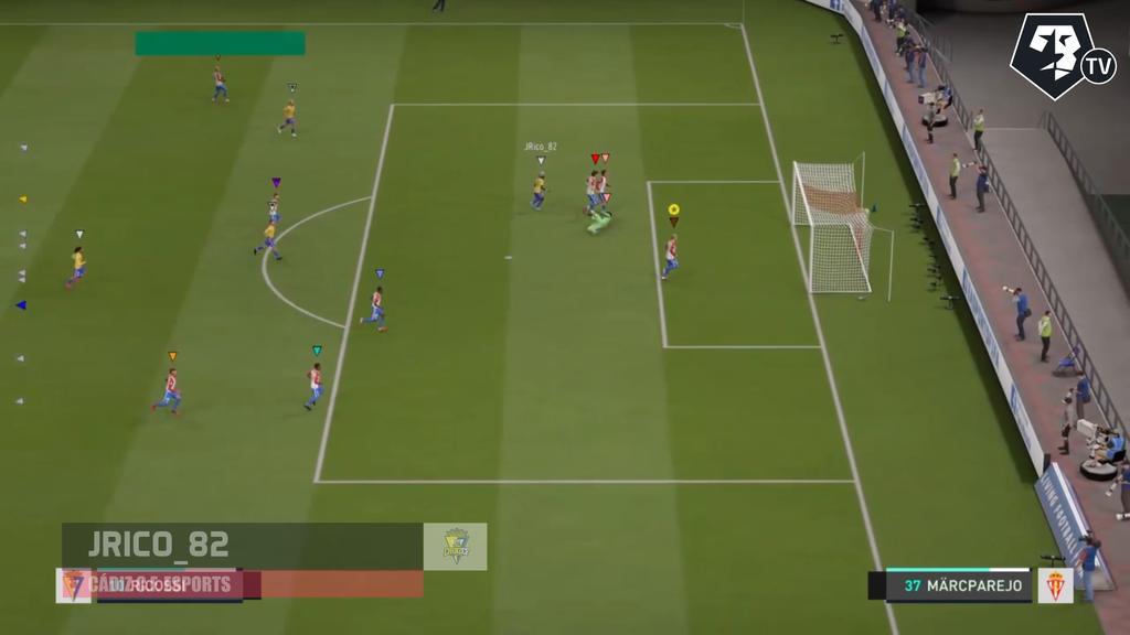 Repasamos los mejores goles de la primera vuelta de VFO