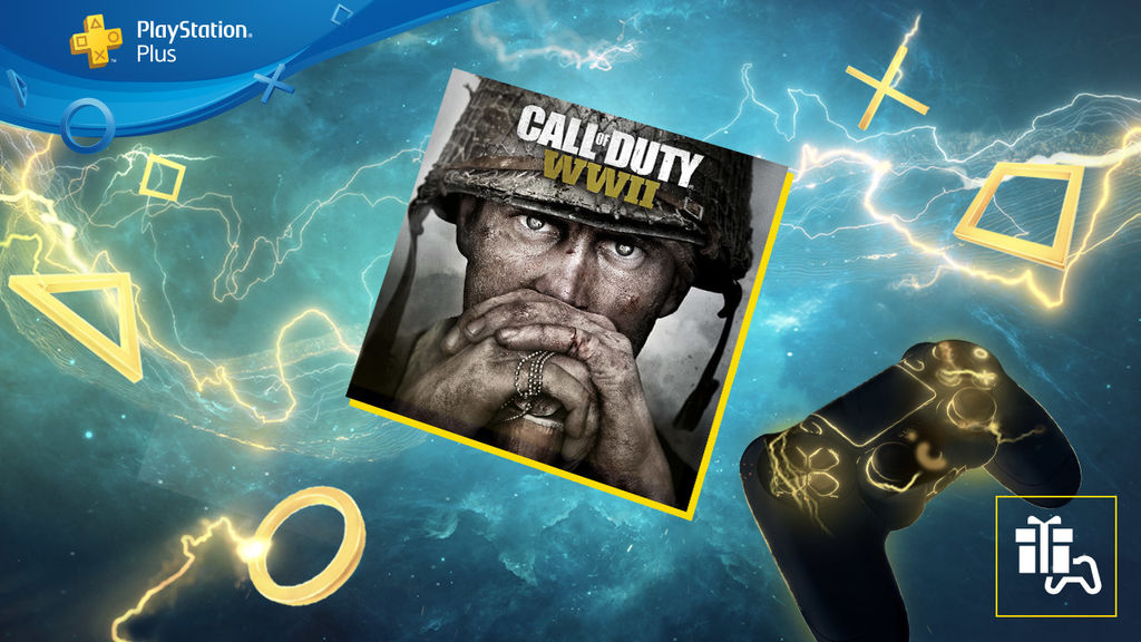 PS Plus adelante el primer juego de junio: Call of Duty WWII