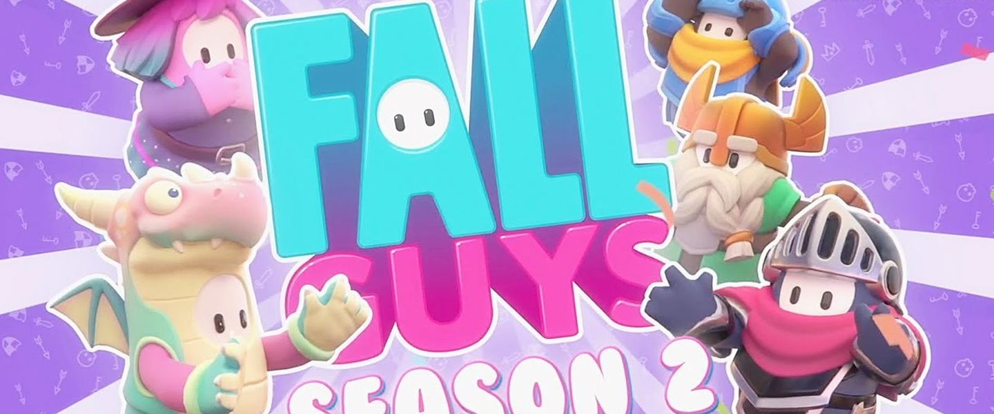 2ª Temporada Fall Guys