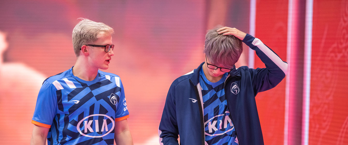 El principio del 'Finn': Rogue eliminado del Mundial de League of Legends