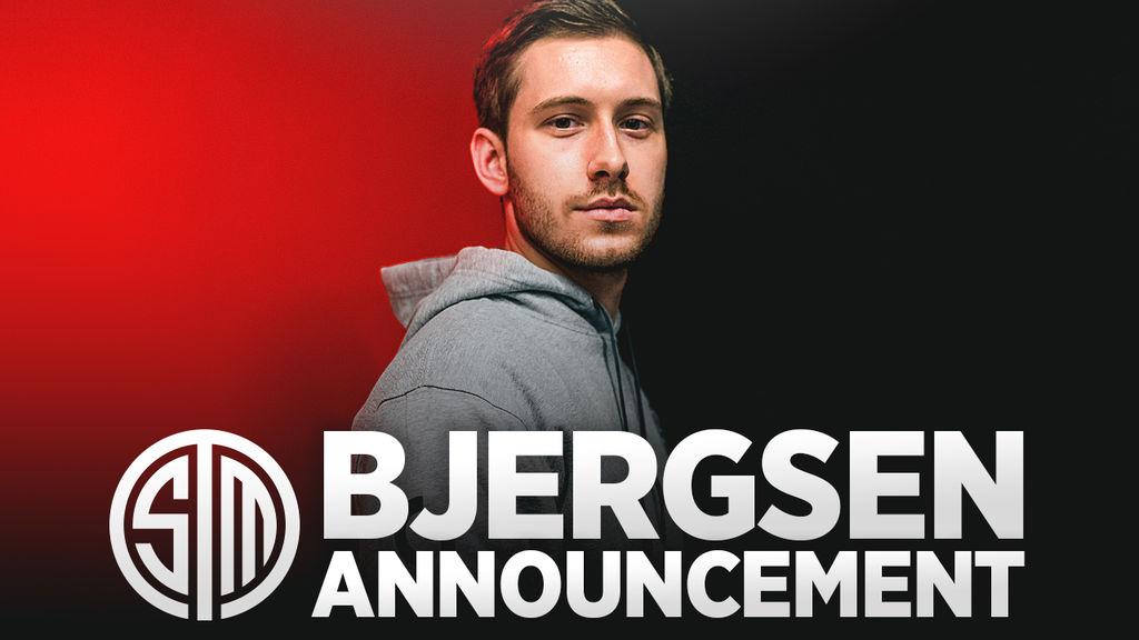 Bjergsen anuncia su retirada para entrenar a TSM