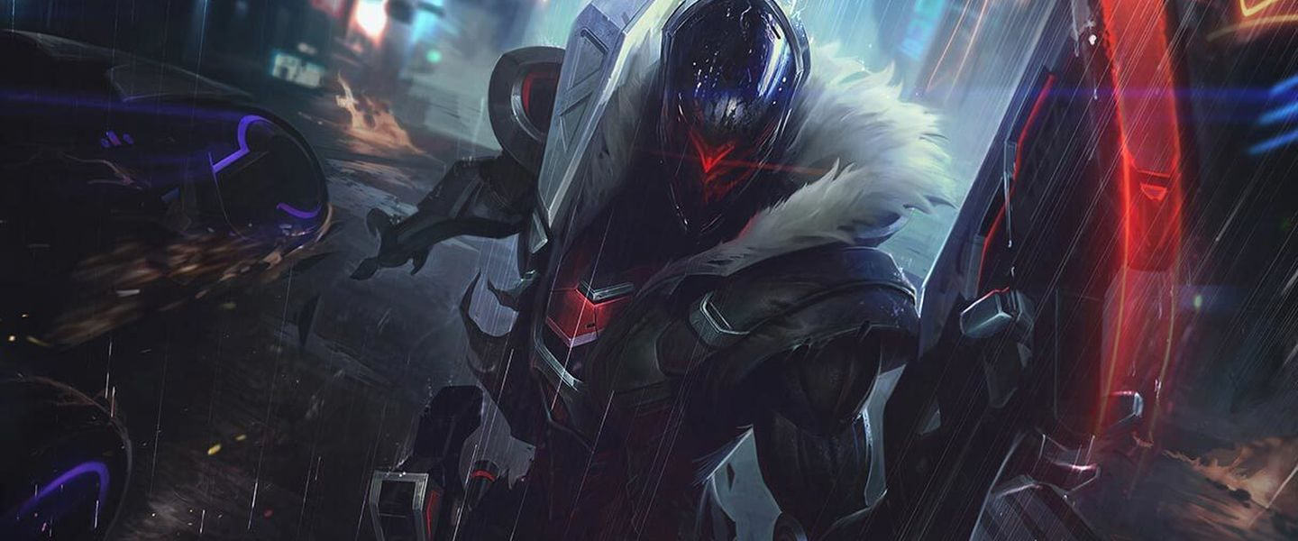 Jhin Proyecto