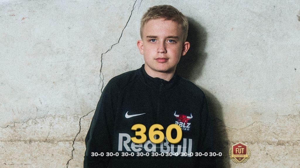 Anders Vejrgang pierde en FUT Champions y deja su récord en 535 victorias -  Movistar eSports