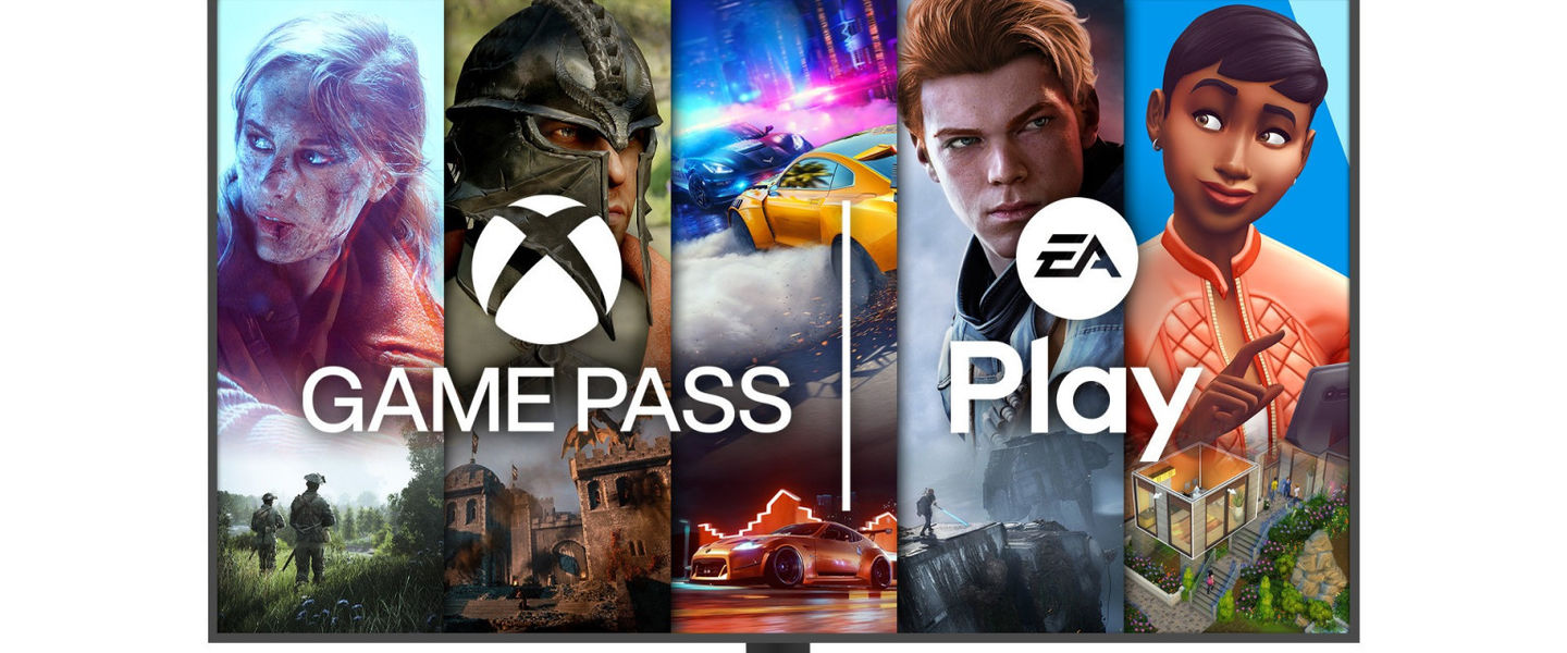EA Play en Xbox Game Pass en PC